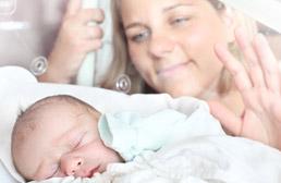 Pour annoncer une naissance