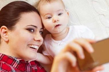 70% des enfants en bas âge déjà présents sur le web