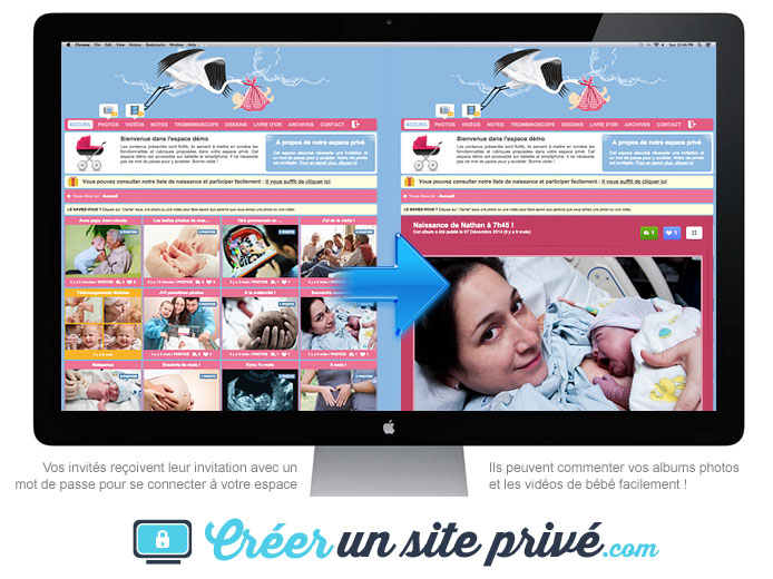 exemple-site-prive-bebe-naissance