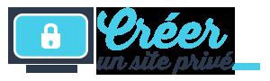 Créer un site privé gratuit